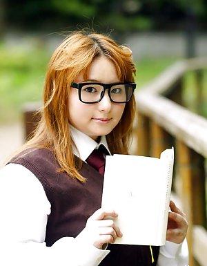 Asian Glasses